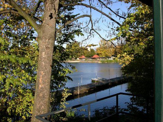 Herbst am Weissen See