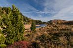 Herbst am Windebensee ( Nockalm )