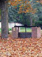 Herbst an der alten Stellfalle
