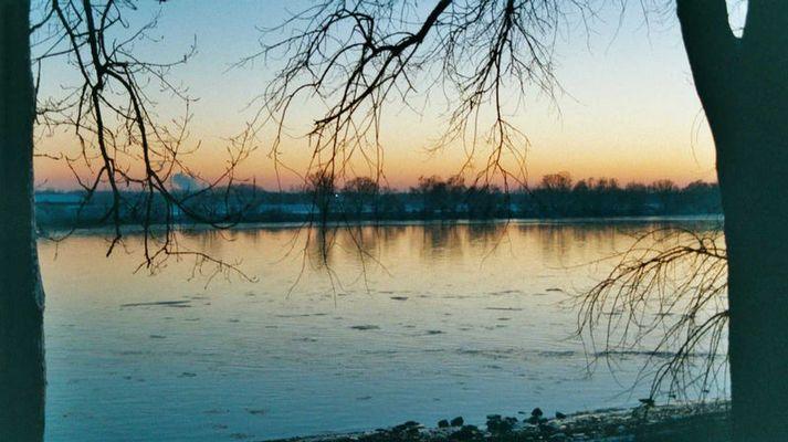 herbst an der Donau