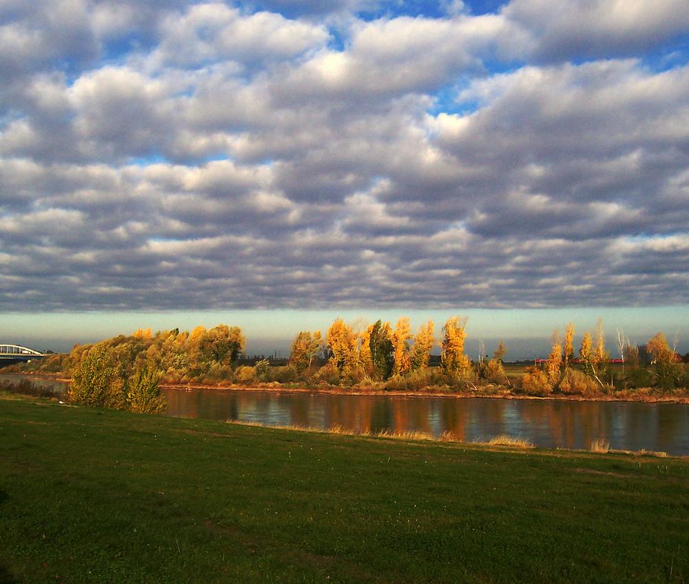 Herbst an der Elbe ( Teil 2 )