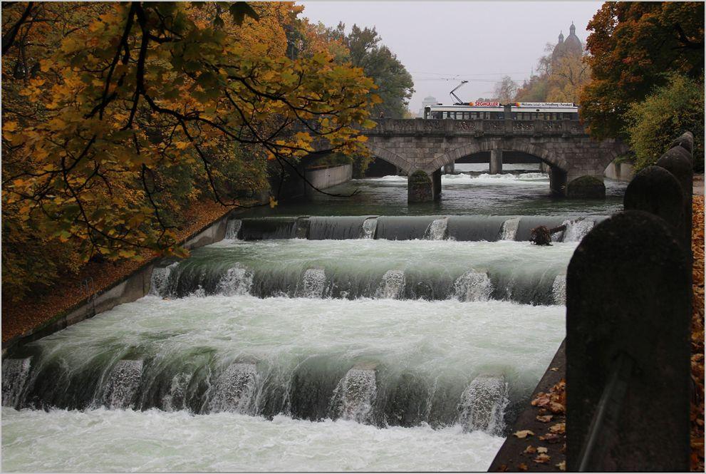 Herbst an der Isar III
