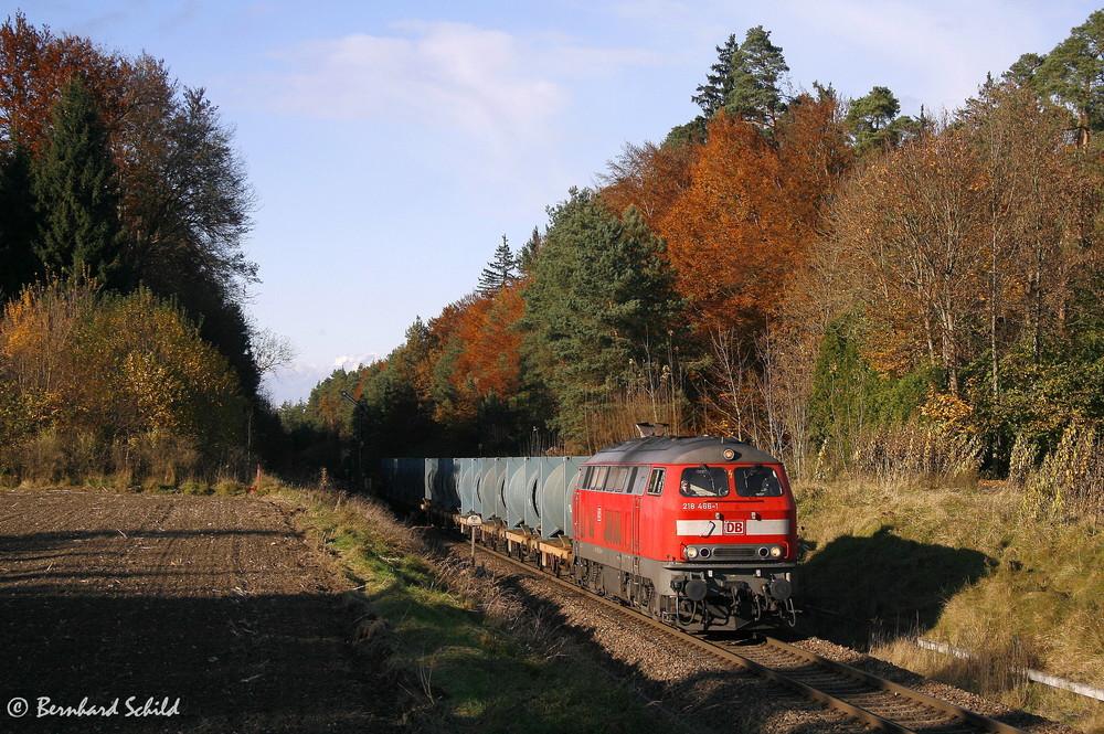 """Herbst an der KBS 945 """"Süd"""" (IV)"""