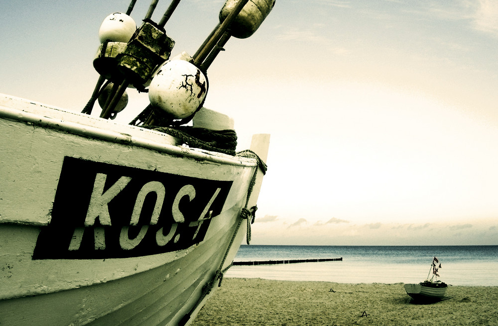 Herbst an der Ostsee