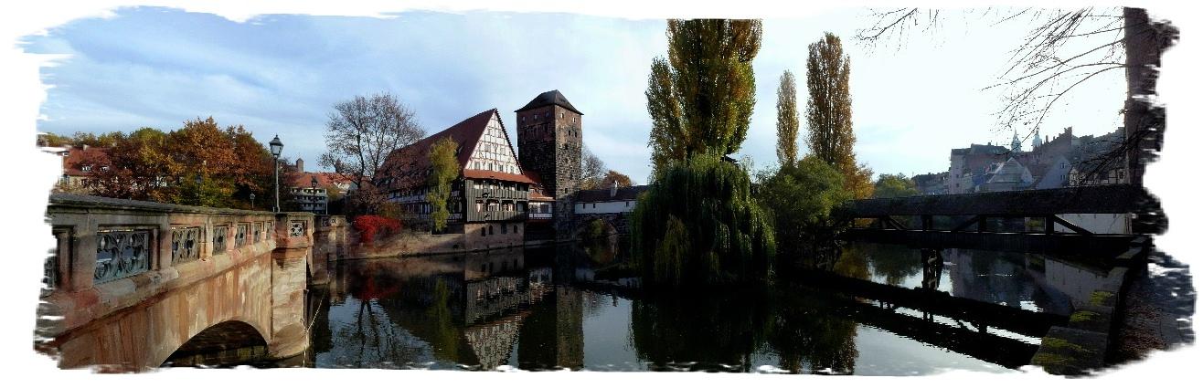 Herbst an der Pegnitz...........................