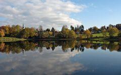 Herbst an der Talsperre Pöhl VI