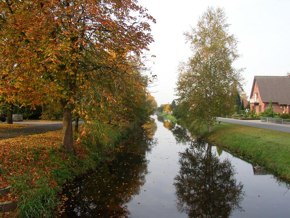 Herbst an der Wieke