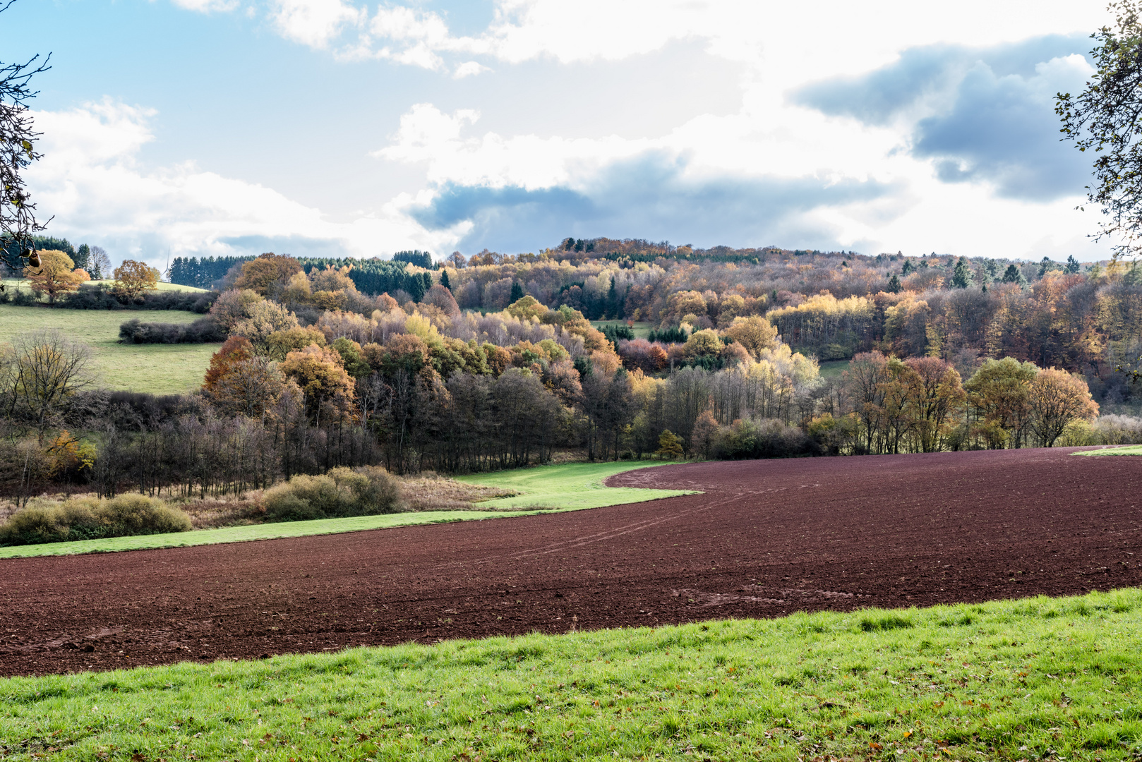 Herbst auf dem Ottweiler Flur