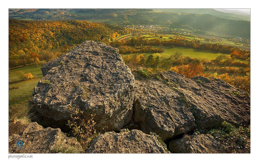 Herbst auf dem Staffelberg