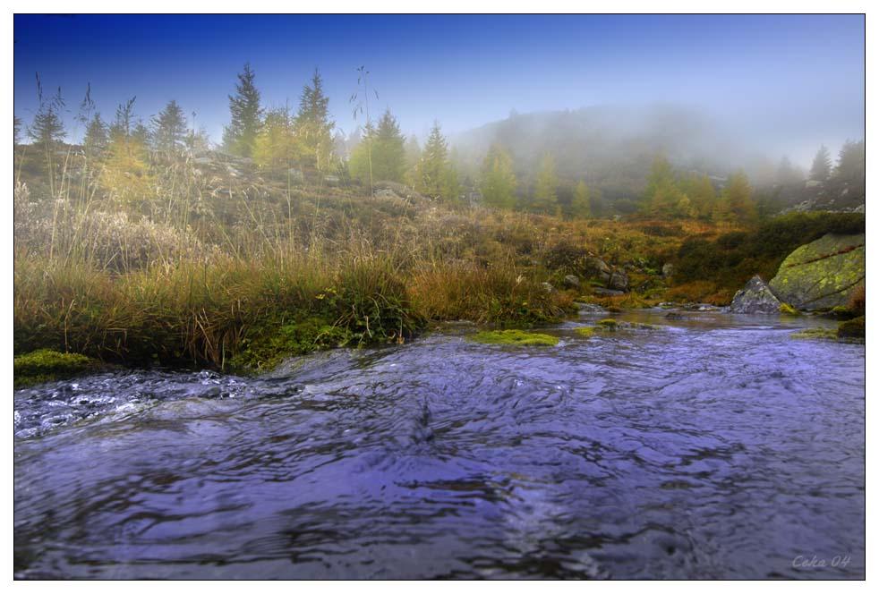Herbst auf der Göge Alm 4