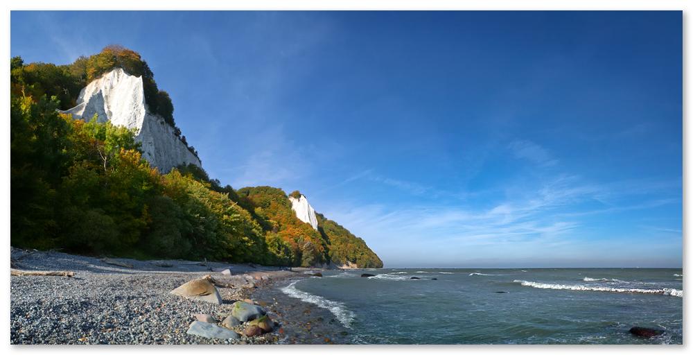 Herbst auf Rügen - Kreideküste 1