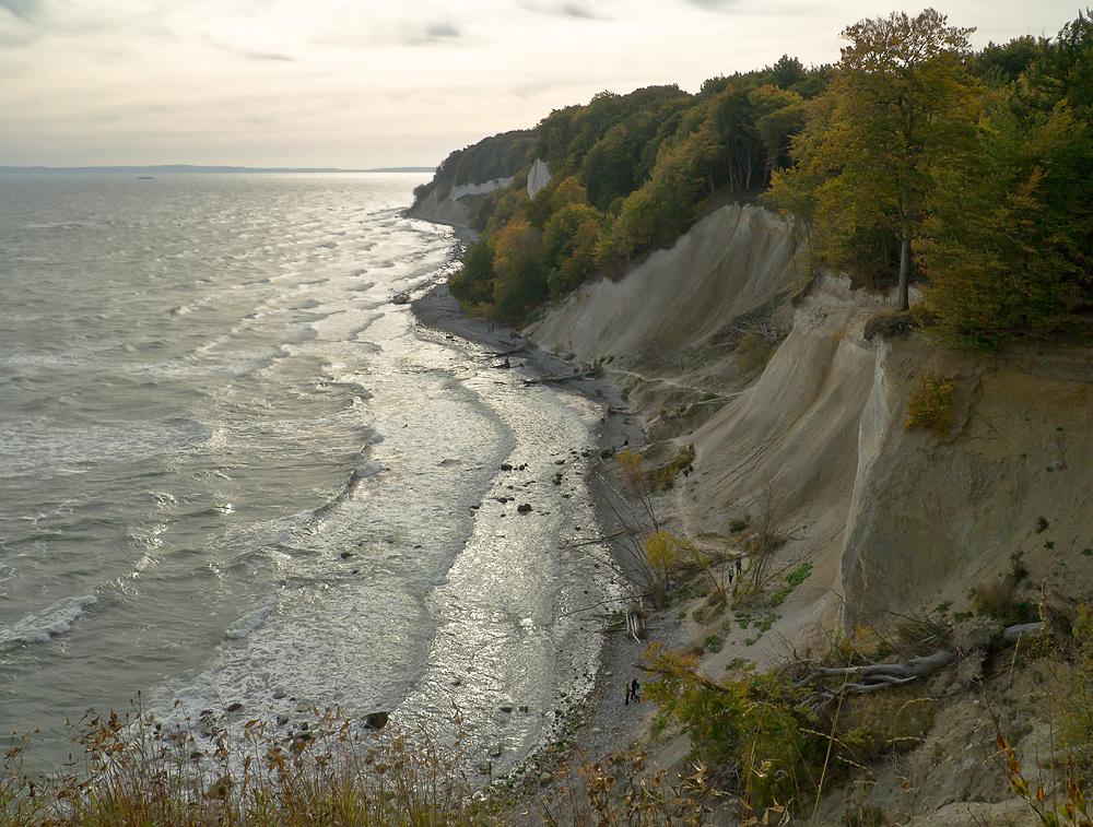 Herbst auf Rügen - Kreideküste 3
