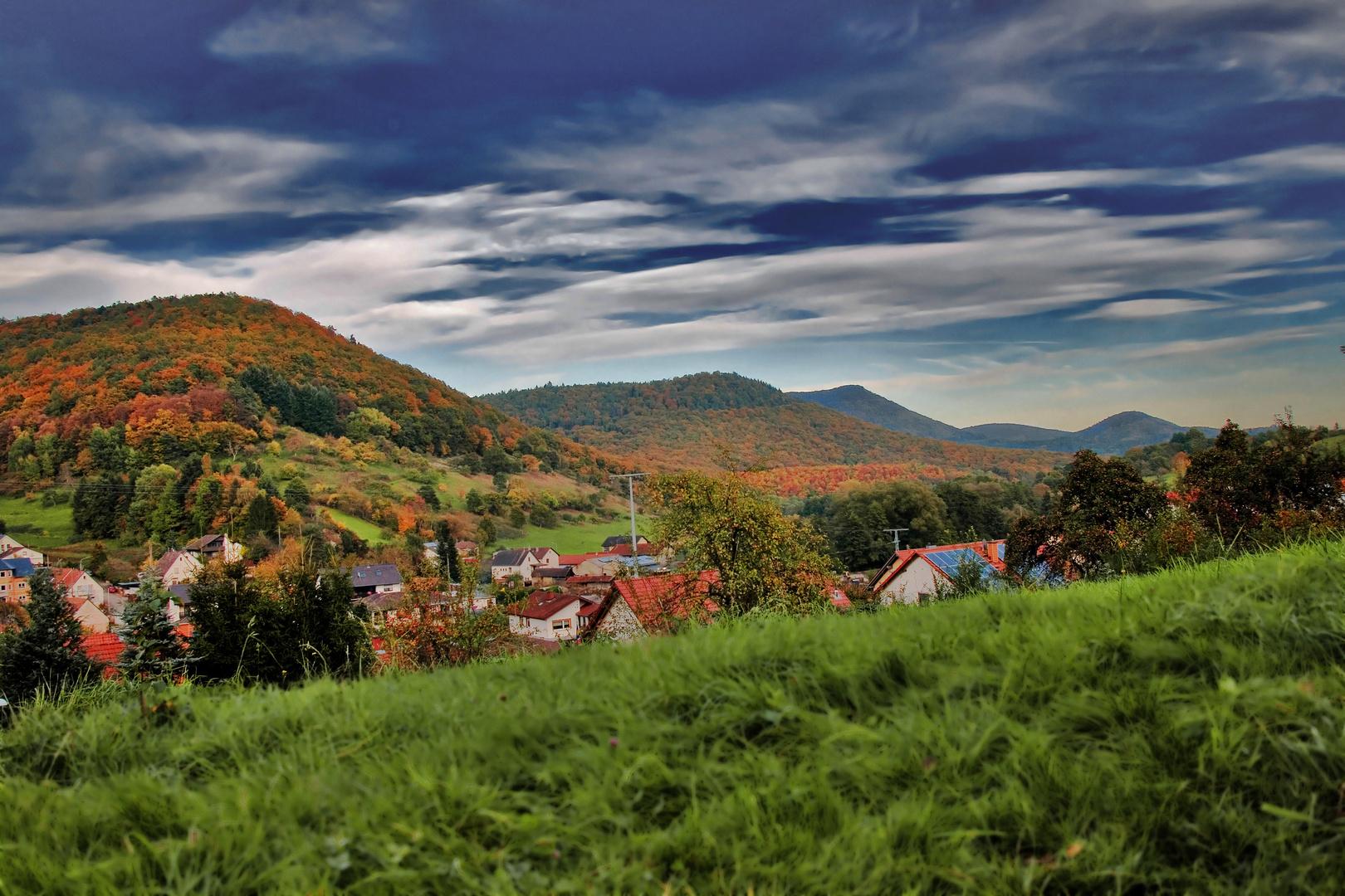 Herbst / Eußerthal bei Annweiler