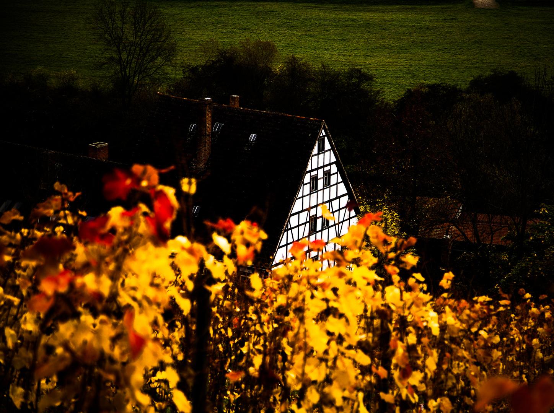Herbst Haus
