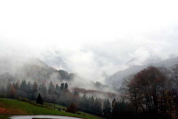 Herbst im Berchtsegadener Land
