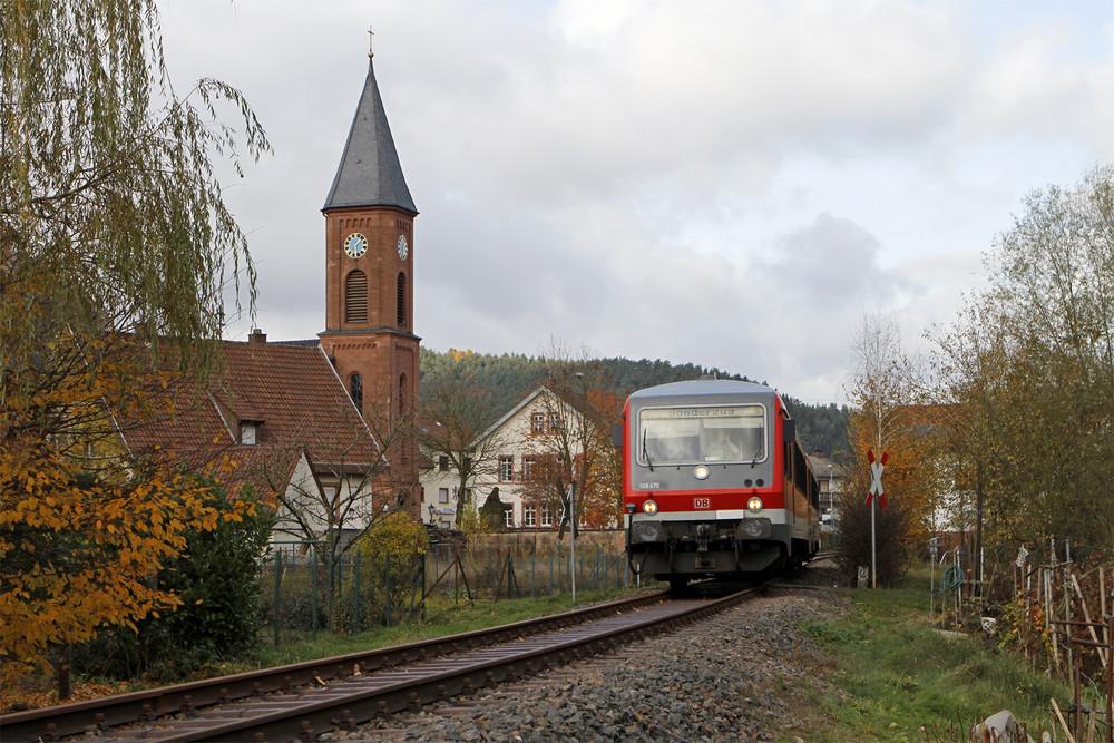 Herbst im Dahnertal (Nr.2)