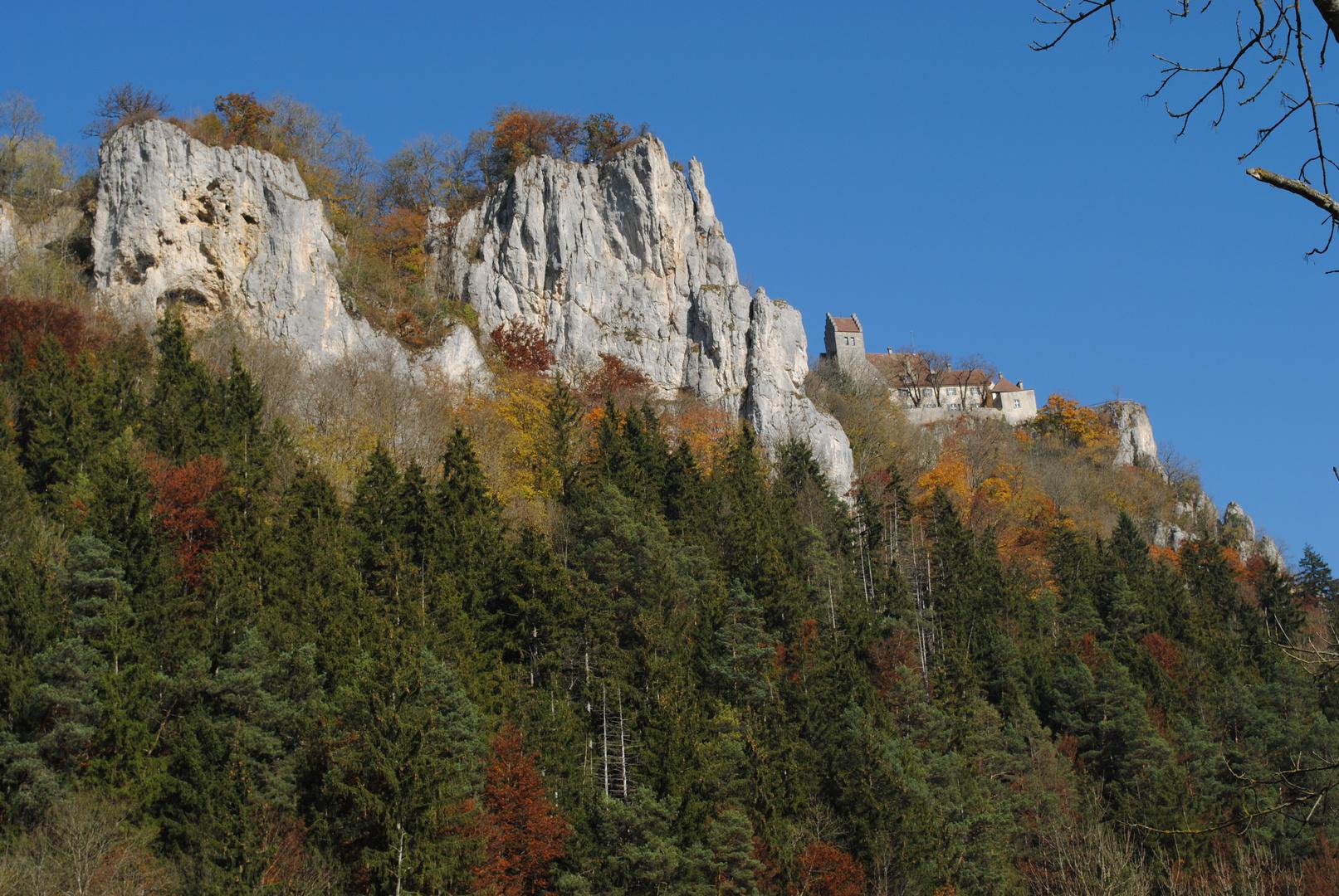 Herbst im Donautal II