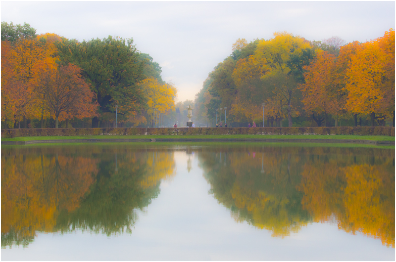 Herbst im Großen Garten I