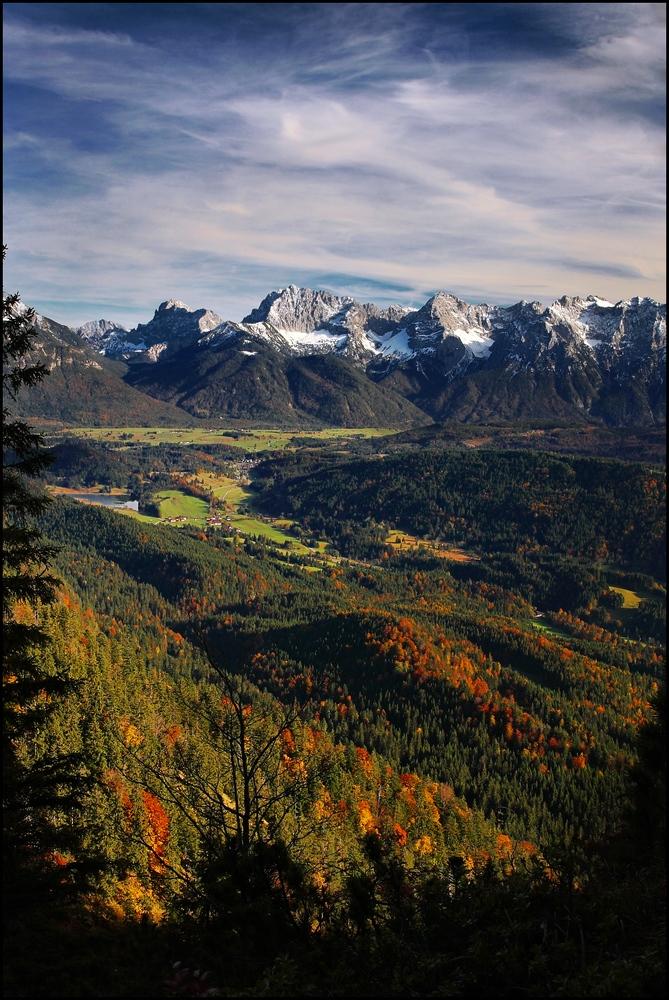 ~ Herbst im Isartal ~