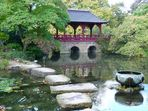 Herbst im japanischen Garten Leverkusen 4