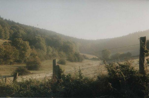 Herbst im Knüllgebirge