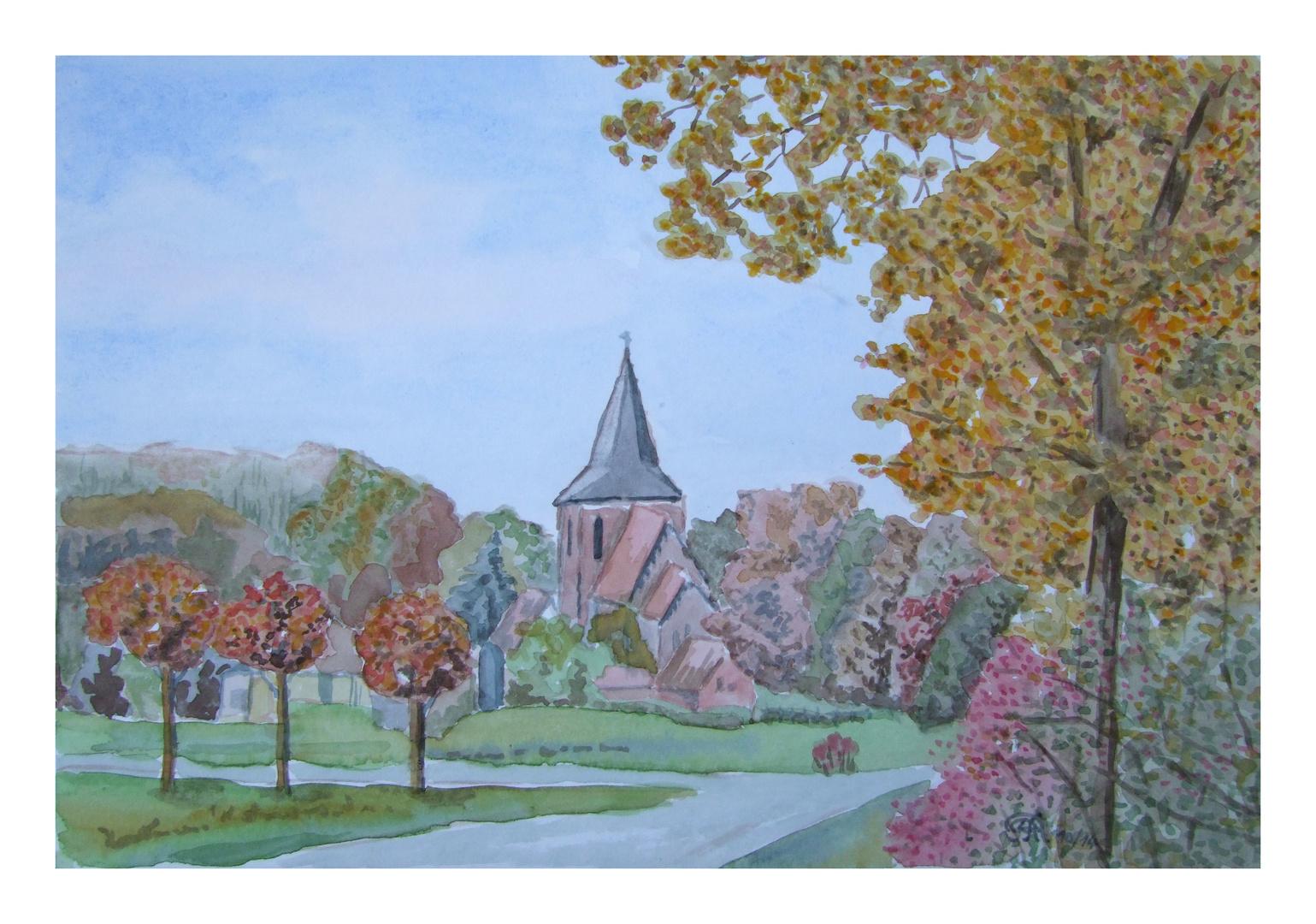 Herbst im Lauenburgischen