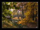 Herbst im Luisium