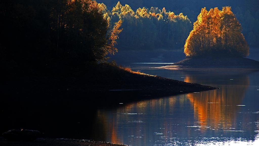 Herbst im Nationalpark Bayerischer Wald