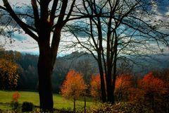 Herbst im Odenwald