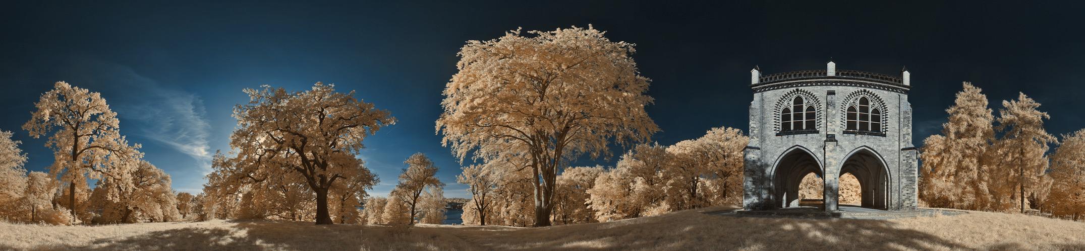 Herbst im Park Babelsberg