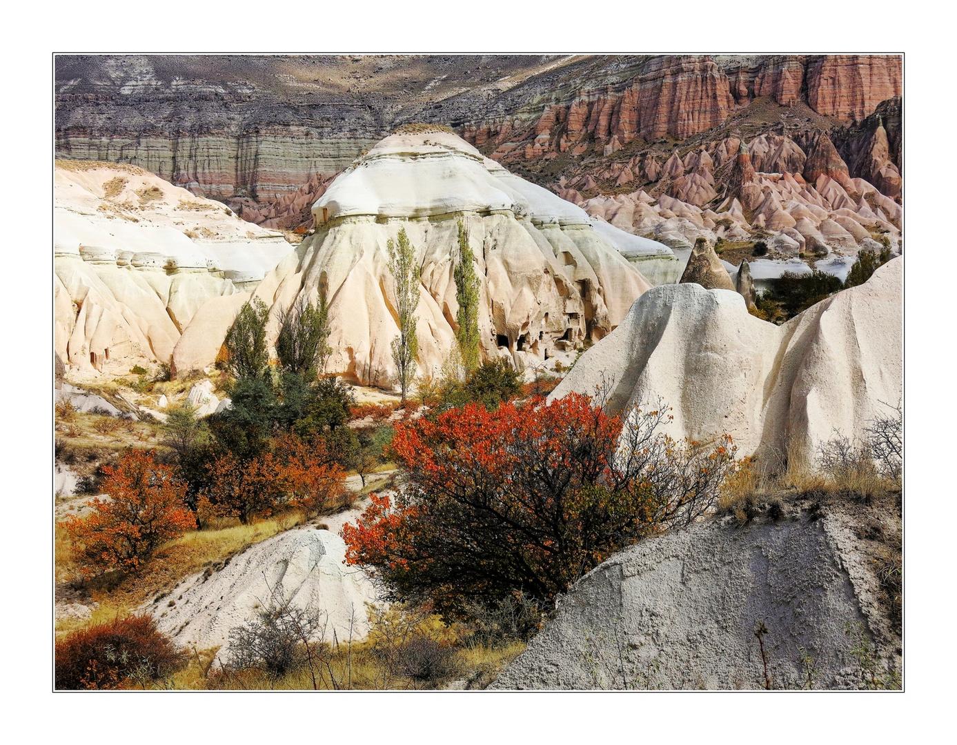 Herbst im Roten Tal