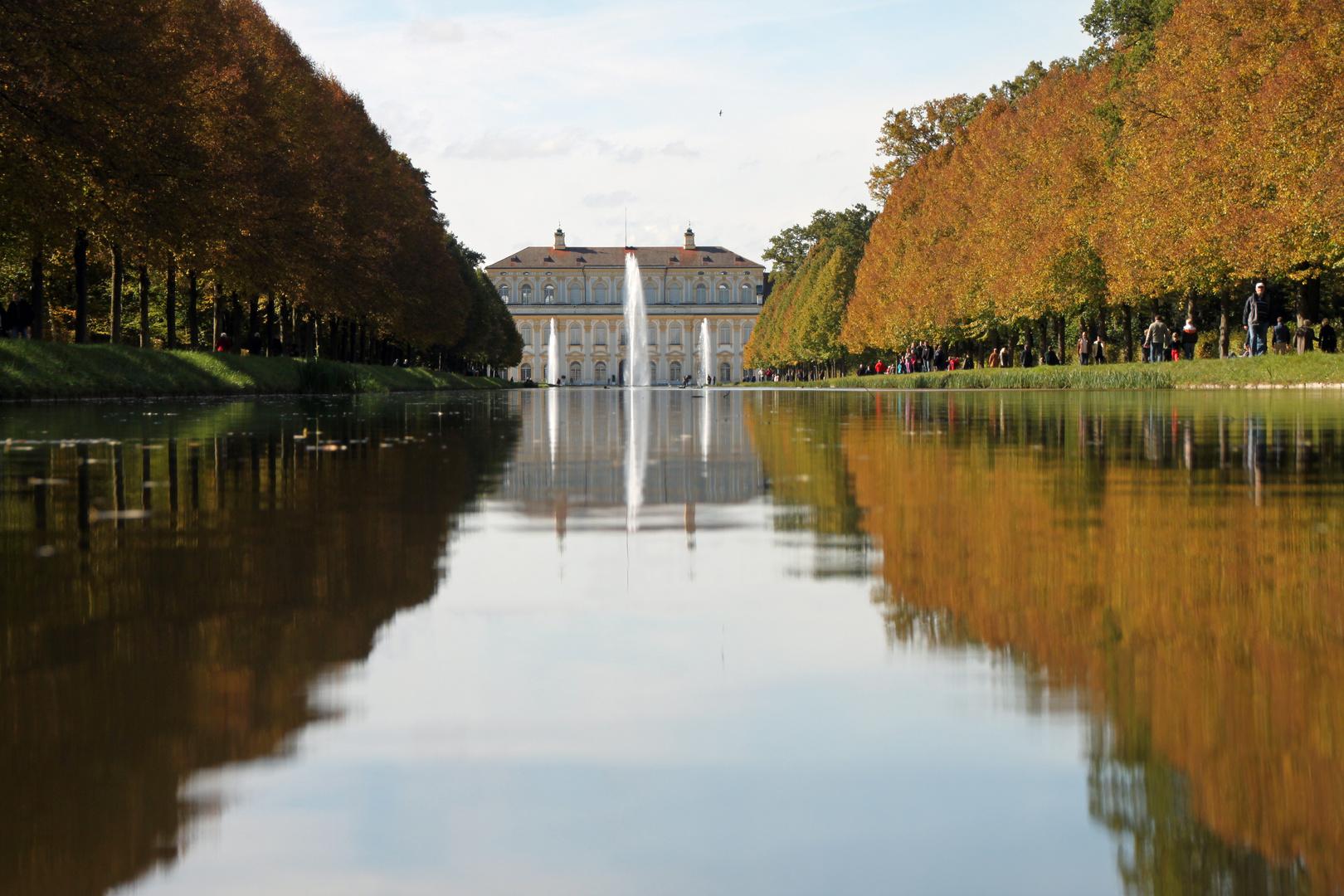 Herbst im Schloßpark