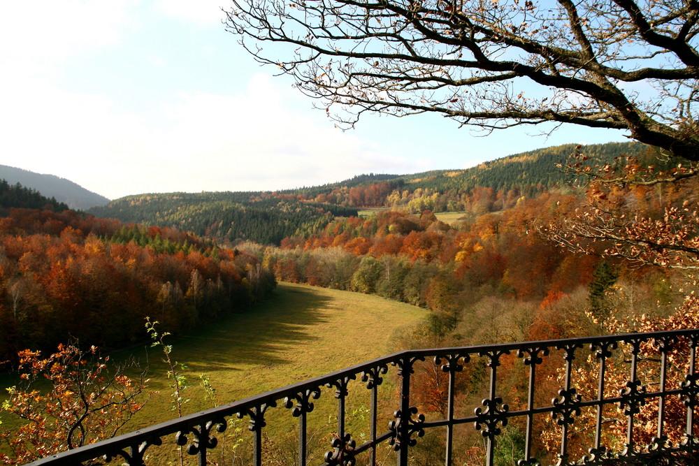 Herbst im Schwarzatal