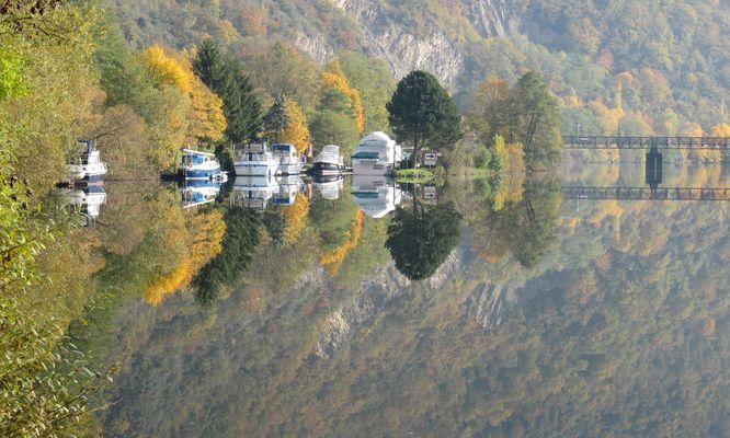 """Herbst im """"Spiegel"""""""