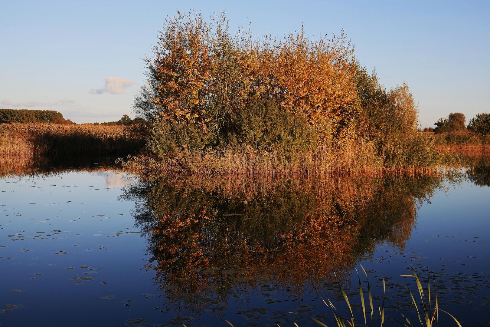 Herbst im Wendland .....