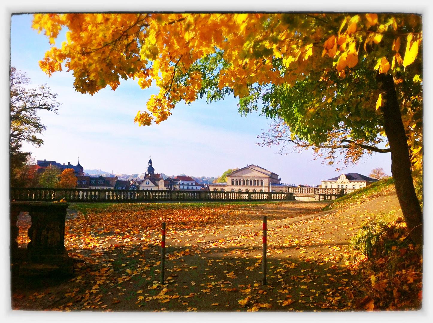 Herbst in Bamberg 2012