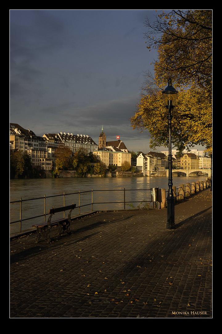 Herbst in Basel