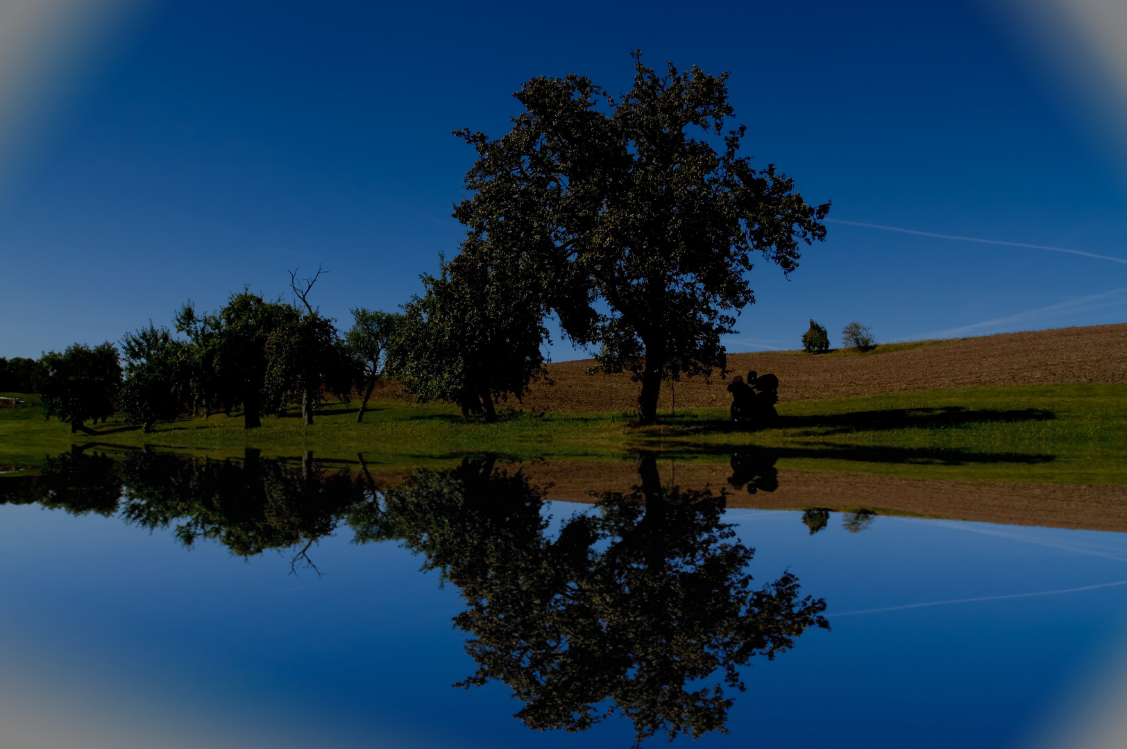 "Herbst in "" Deep Blue """