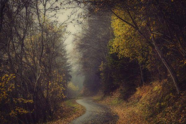 Herbst in den Hohen Tauern