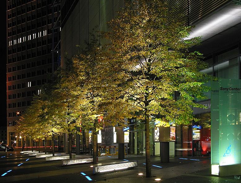Herbst in der City