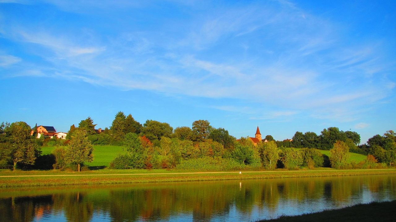 Herbst in Franken