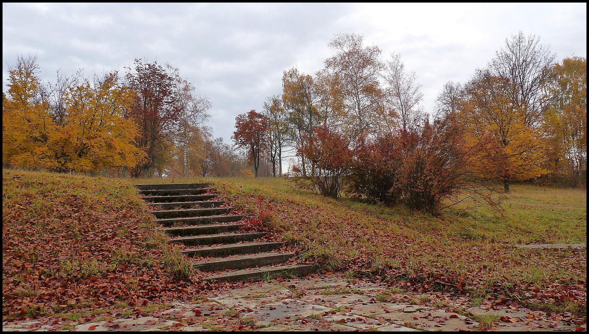 Herbst in Heidenheim..