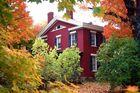 Herbst in Irasville, Vermont