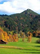 Herbst in Lenggries