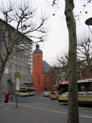 Herbst in Mainz