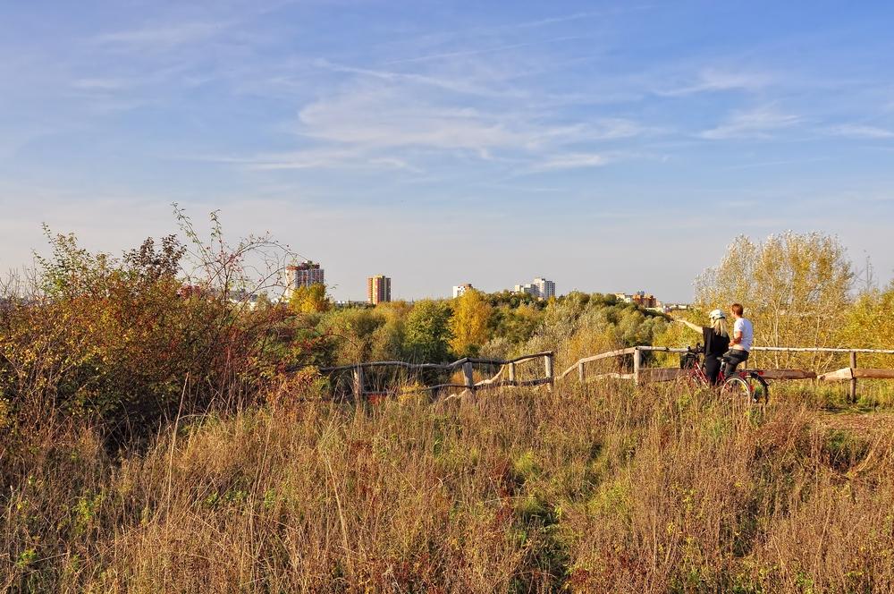 Herbst in Marienfelde.....