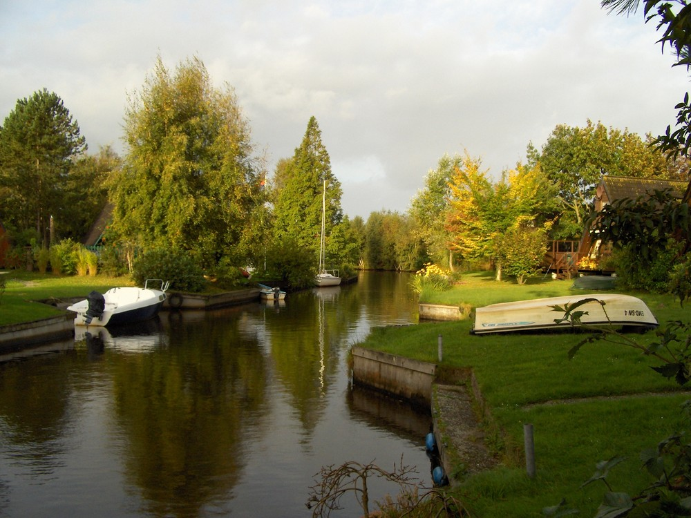 Herbst in Ostfriesland