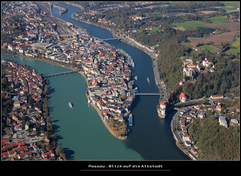Herbst in Passau