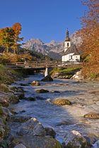 Herbst in Ramsau / NP Berchtesgaden