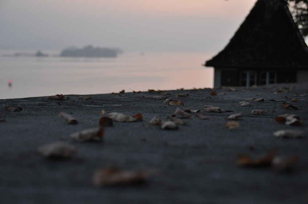 Herbst in Rapperswil